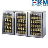 K&M Holland Kühlmodule Glastüren Zentralkälte - Tiefe 44cm