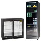 Glastür Einbau Kühlschränke