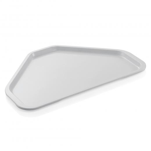 Tablett Trapezform 480x340 mm Polyester Fiberglasverstärkt stapelbar