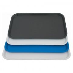 Tablett GN-1/2 Polypropylen randverstärkt stapelbar - VPE 10 Stck.