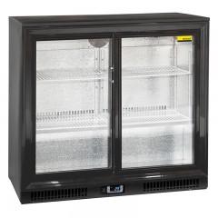 NordCap Glastür Einbaukühlschrank RBS 900-87-S