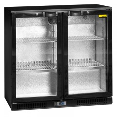 NordCap Glastür Einbaukühlschrank RBS 900-D