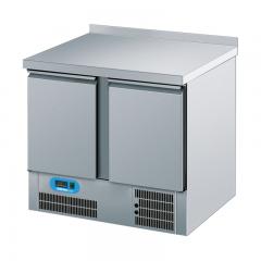 Chromonorm Edelstahl Kühltisch BR795 - 2 Türen - TPHK