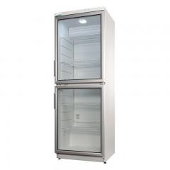 NordCap COOL Glastür Kühlschrank CD 350-2 LED