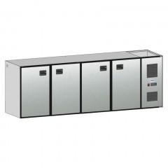 Einbau Getränke Kühlmodul 4 Türen Kältemaschine T56