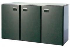 Einbau Getränke Kühlmodul 3 Türen Zentralkälte T56
