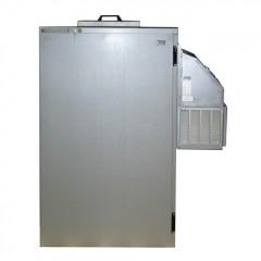 K&M Holland Nassmüllkühler für 1x120-Liter-Behälter - Verzinkt