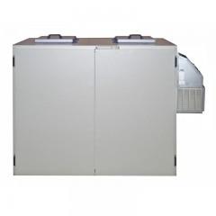 K&M Holland Müllkühler 2x120l Tonne - KC1190CN