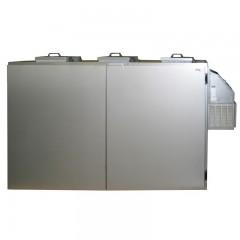 K&M Holland Müllkühler 3x120l Tonne - KC1720VZ