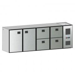 Edelstahl Tischplatte B 1.200 T 700 - HK