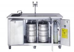 Bier Mobiltheke MT-4 für 2x50 l im Anstich