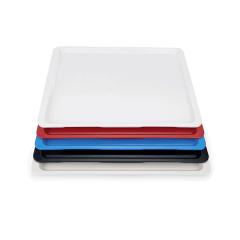 Tablett Euronorm 530x370 mm PES Fiberglasverstärkt stapelbar