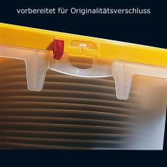 BOX Farbe transparent - 32 l