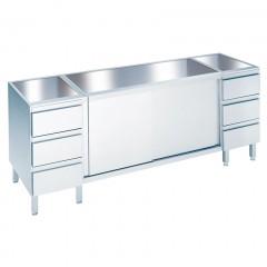 Kunststoff Tellerkorb 50x60 cm - XL-P - B-Ware