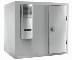 NordCap Tiefkühlzelle - Tiefkühlraum Z 264-204-TK