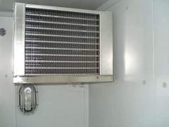 NordCap Tiefkühlzelle - Tiefkühlraum Z 204-144-TK