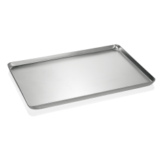 Aluminium Backblech 455 - 400x600 mm
