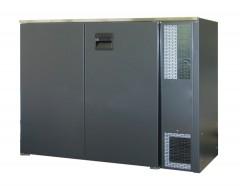 Einbau Fassvorkühler CB 1200 MS-2x50 l Fass