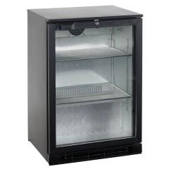 NordCap Glastür Einbaukühlschrank RBS 600-D