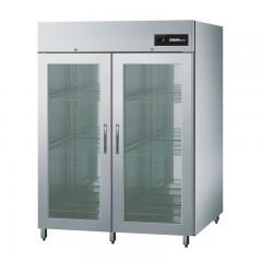 Edelstahl Tiefkühlschrank 1400 BTA 2/1 GN