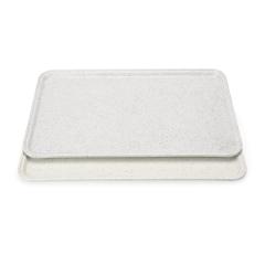 Tablett Gastronorm 530x325 mm Polyester Fiberglasverstärkt stapelbar