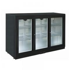 Eco Glastür Einbaukühlschrank SC 316 SD