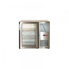 Einbau Getränke Kühlung 1xGlastür Kältemaschine T56