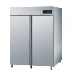 Chromonorm Edelstahl Kühlschrank BRS 1300 GN 2/1 NOVA