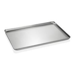 Aluminium Backblech 455 - 400x250 mm